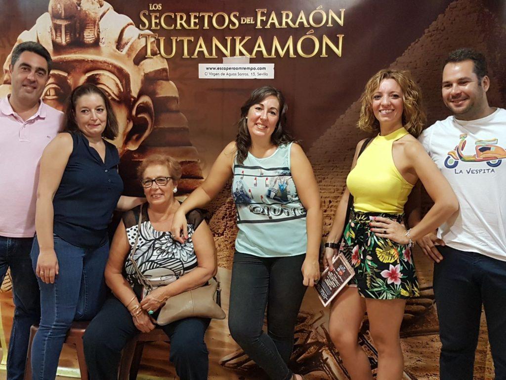 Tempo Escape Room en la provincia de Sevilla