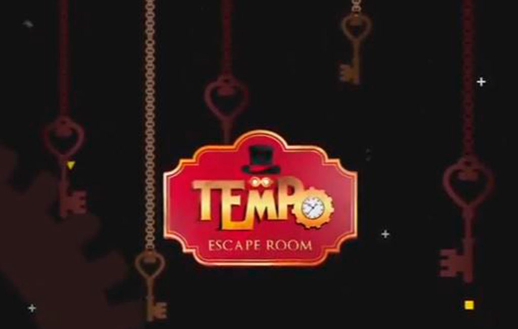 Vídeo promocional escape room tempo en sevilla