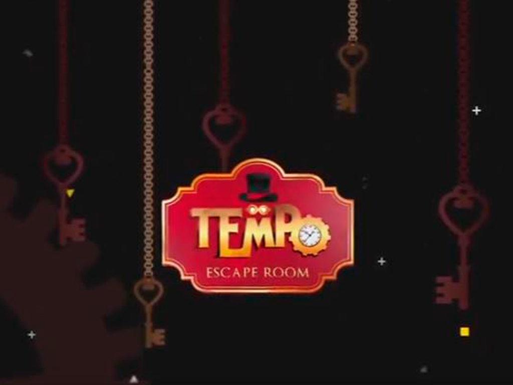 vídeo promocional de escape Room tempo en Sevilla