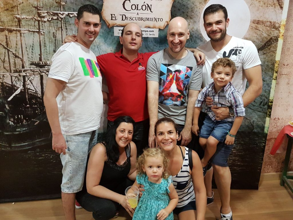 Escape Room triana los remedios en Sevilla