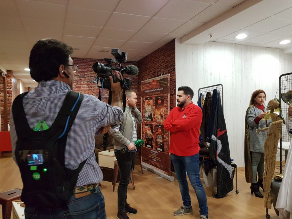 MAKING OF Canal sur escape room