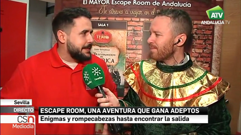 Escape Room Sevilla Canal sur