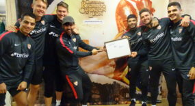 Sevilla F.C. en TEMPO escape room