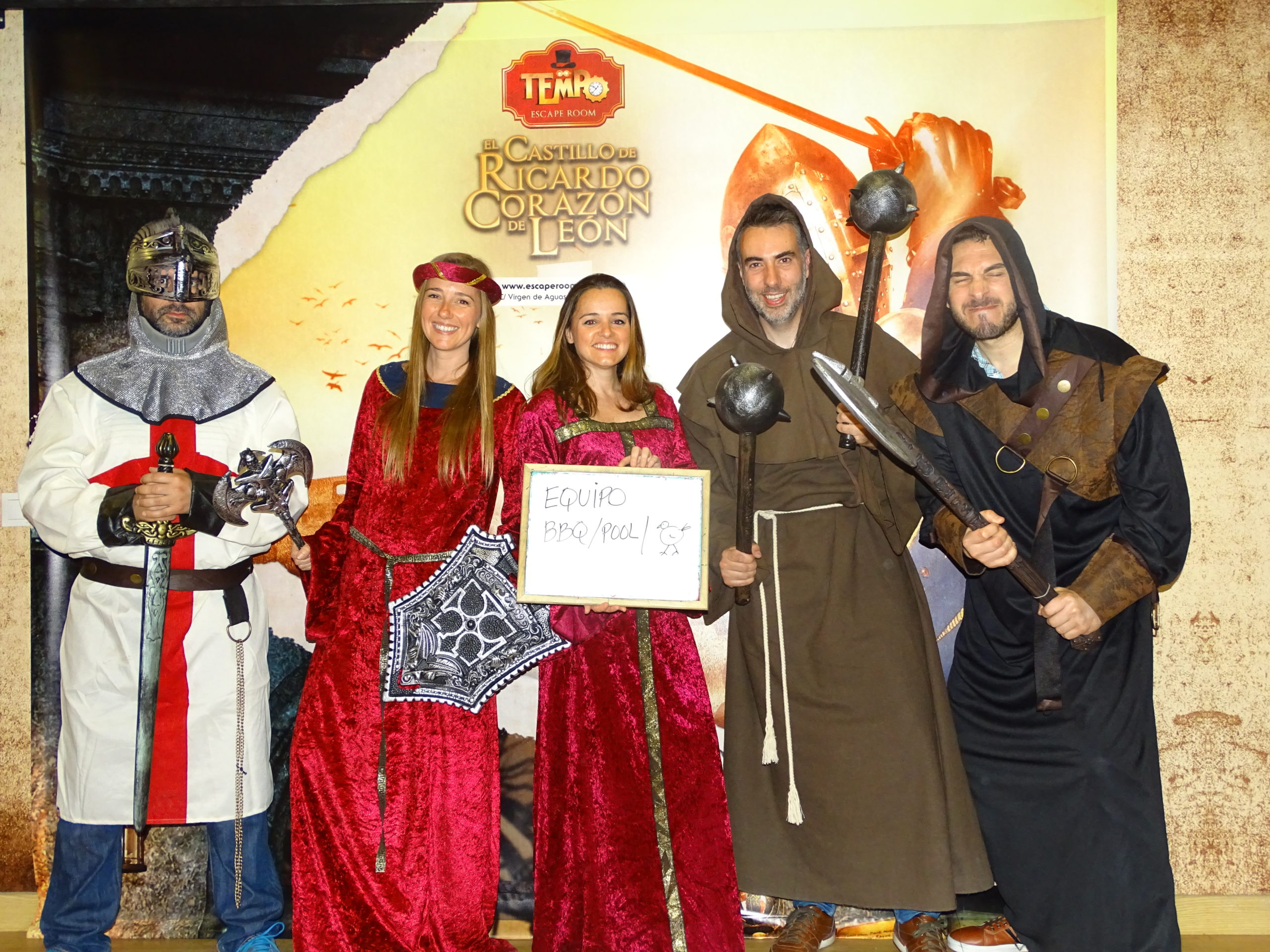 Ranking Mejor Escape Room de Sevilla